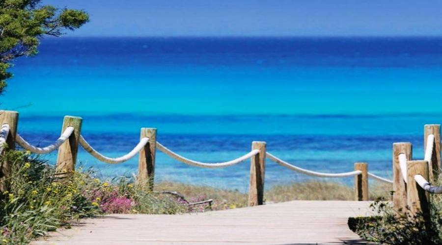 Club hostal santi pensione completa playa migjorn - Piscina laghetto playa prezzo ...