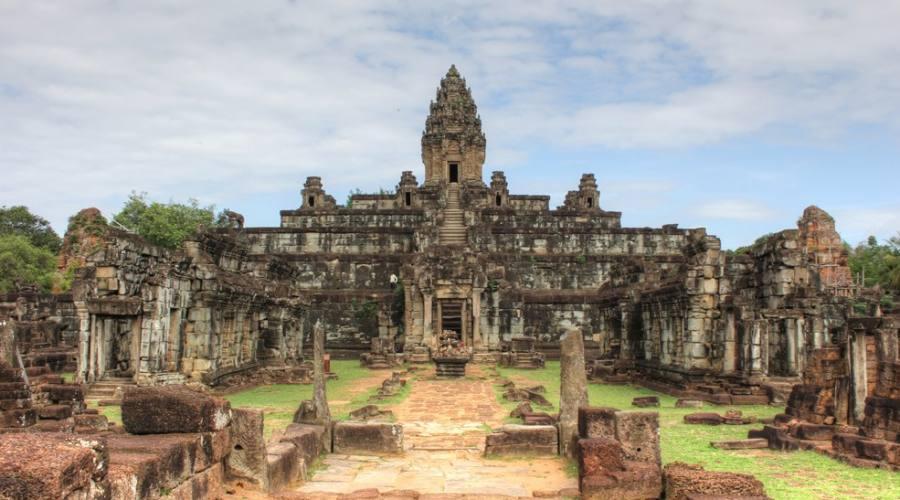 templi del gruppo Roluos