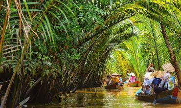 Tour di Gruppo dal Vietnam alla Cambogia navigando sul Mekong