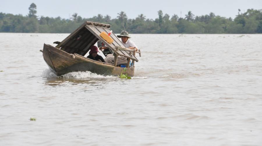 attività sul fiume