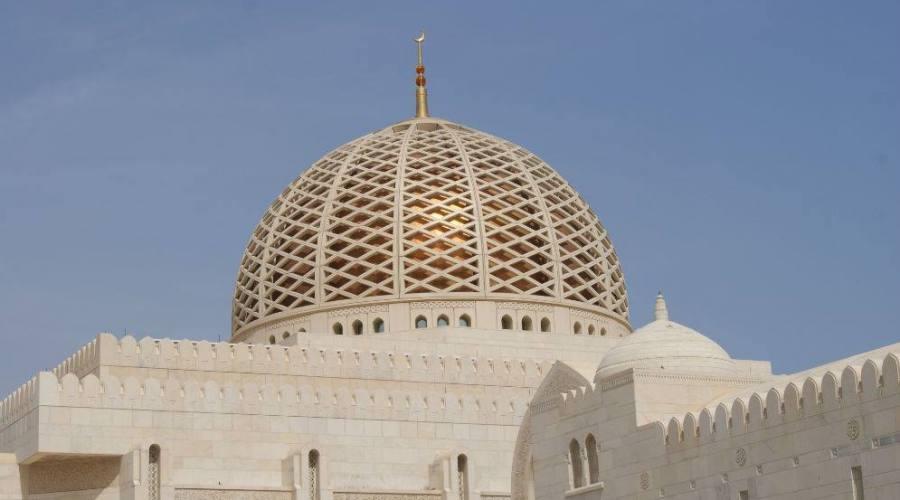Muscat - La Grande Moschea