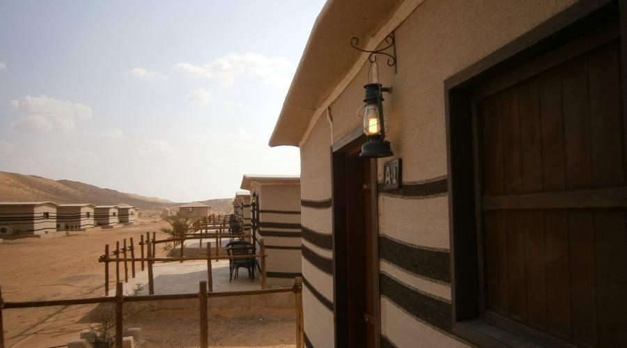 Arabian Oryix Camp
