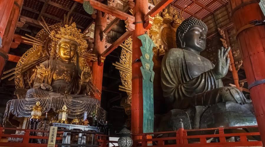 Nara- Il grande Buddha