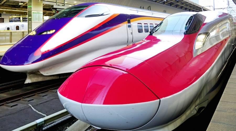 Treni proiettile Shinkansen