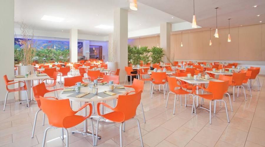 Uno dei ristoranti