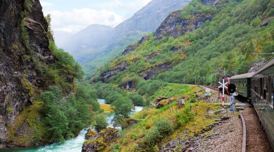 Paesaggi norvegesi