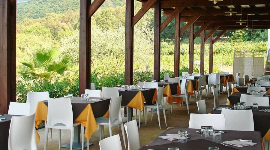 Le Rosette Resort, Parghelia