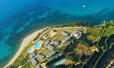 Resort 4 stelle a picco sul mare