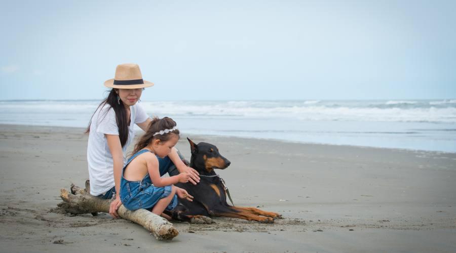 La vacanza in famiglia