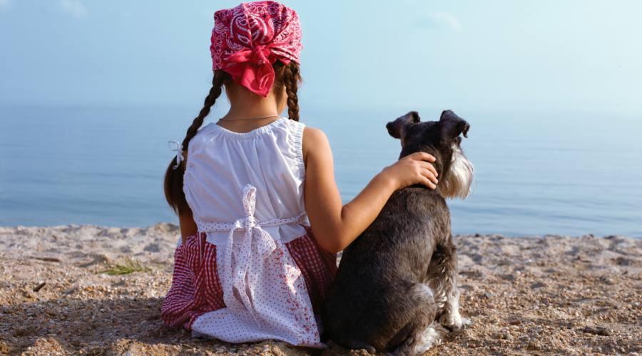 Amicizia in spiaggia