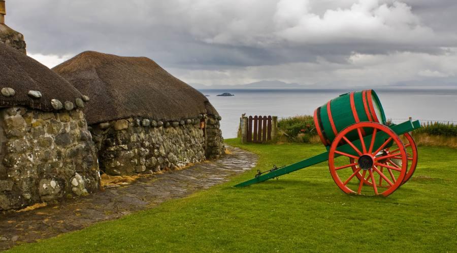 Museo sull'Isola di Skye