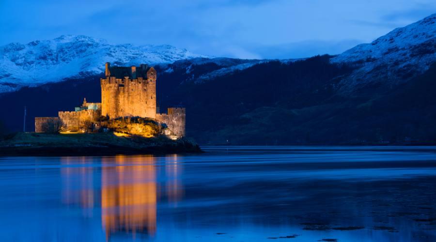 Castello Eilan Donan