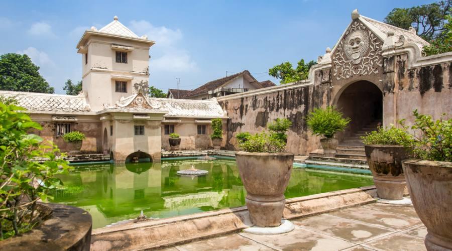 Parco reale del sultanato Taman Sari