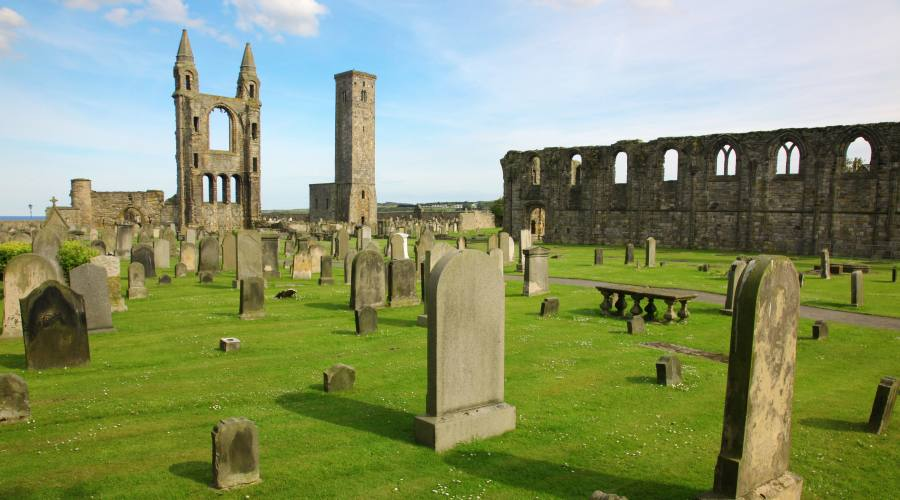 Cattedrale di St. Andrews