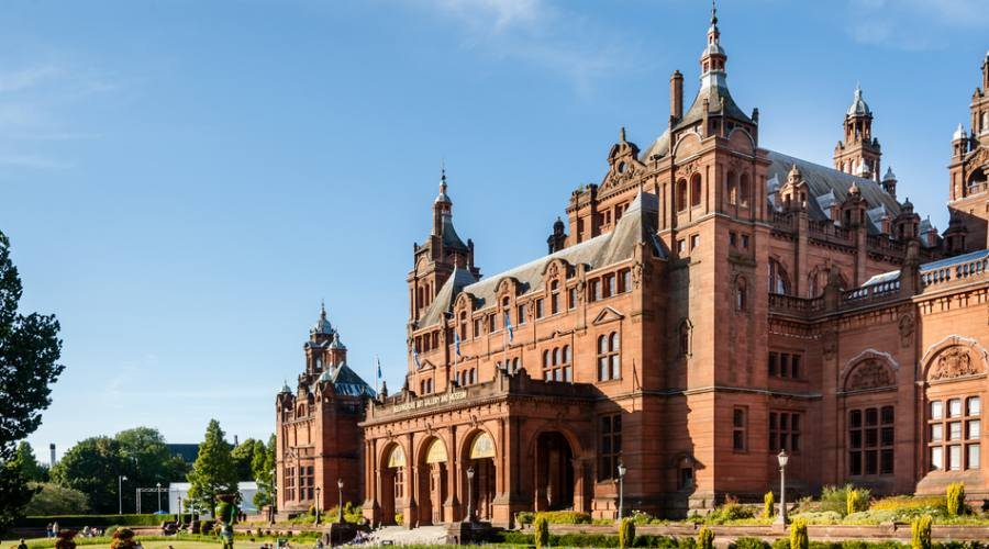 Kelvingrove Art Gallery, Glasgow