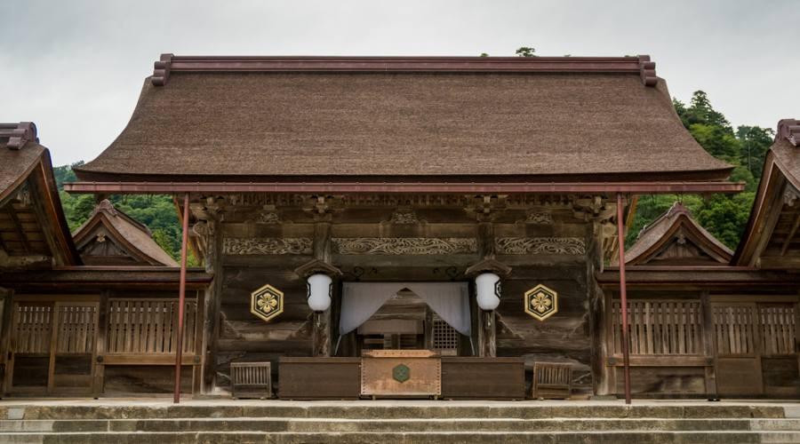 Il santuario shintoista Izumo Taisha