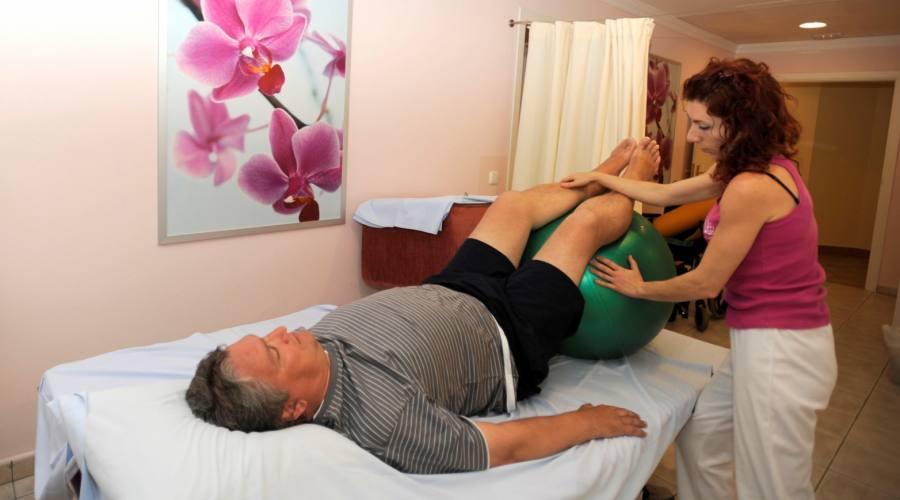 Riabilitazione e terapie
