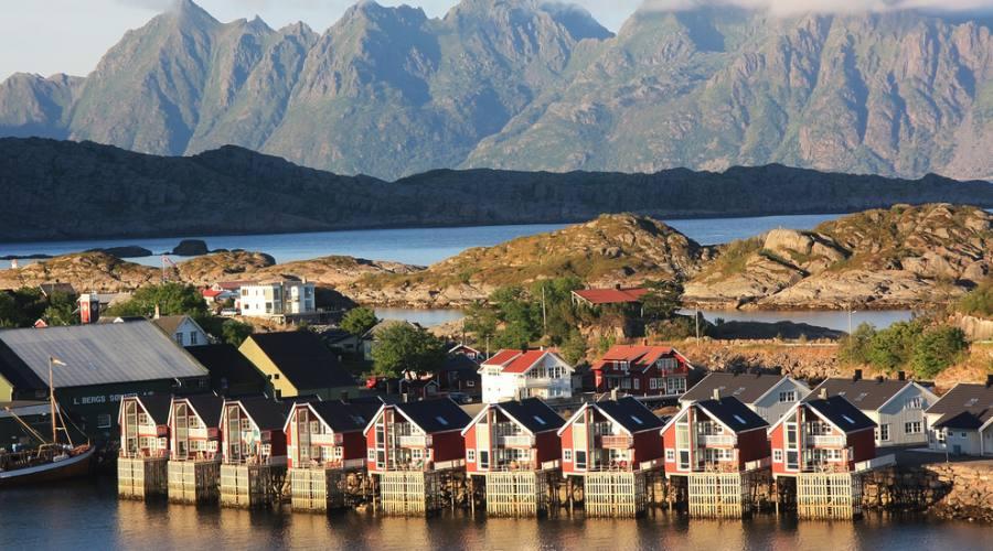 Rorbu Isole Lofoten