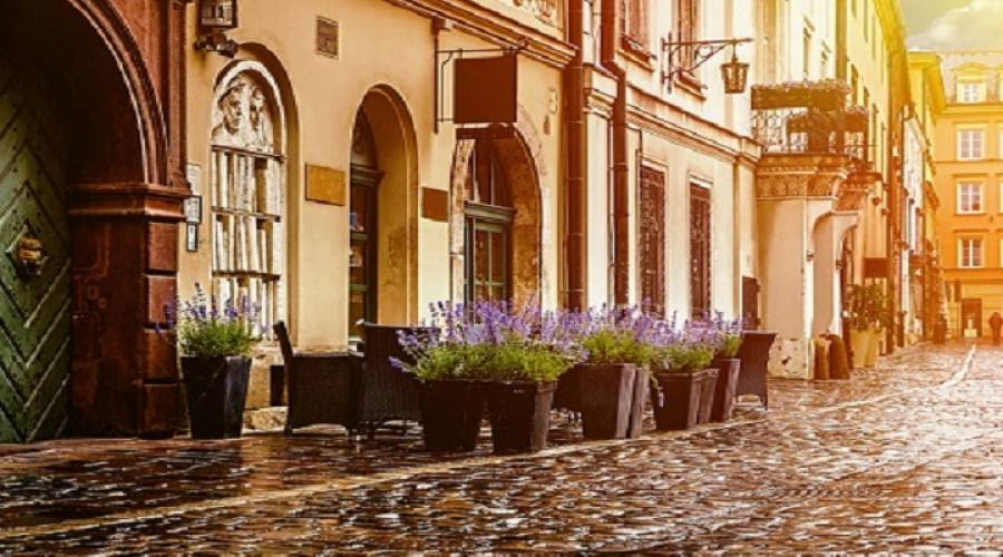 Kazimierz- quartiere ebraico
