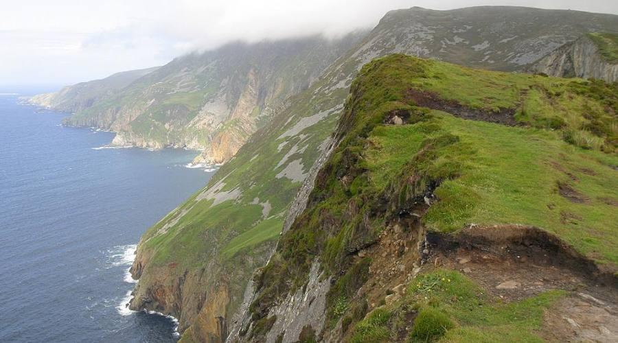 Irlanda scogliere