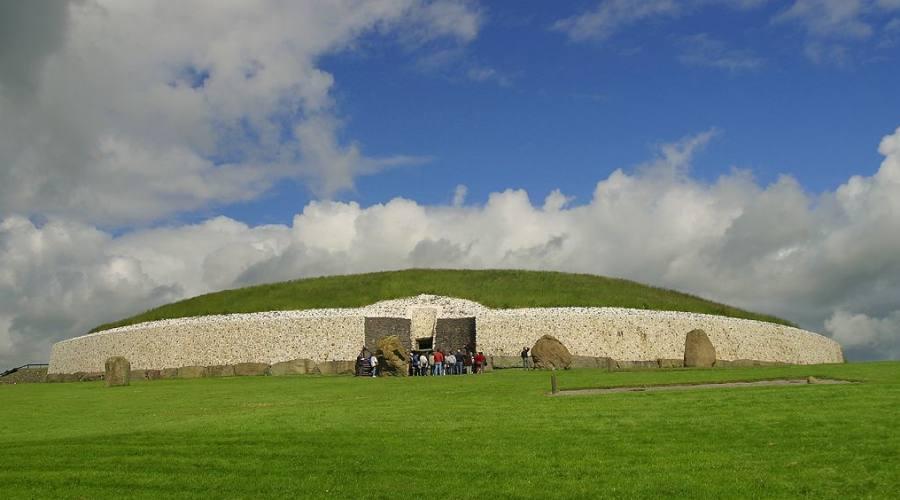 Irlanda New Grange