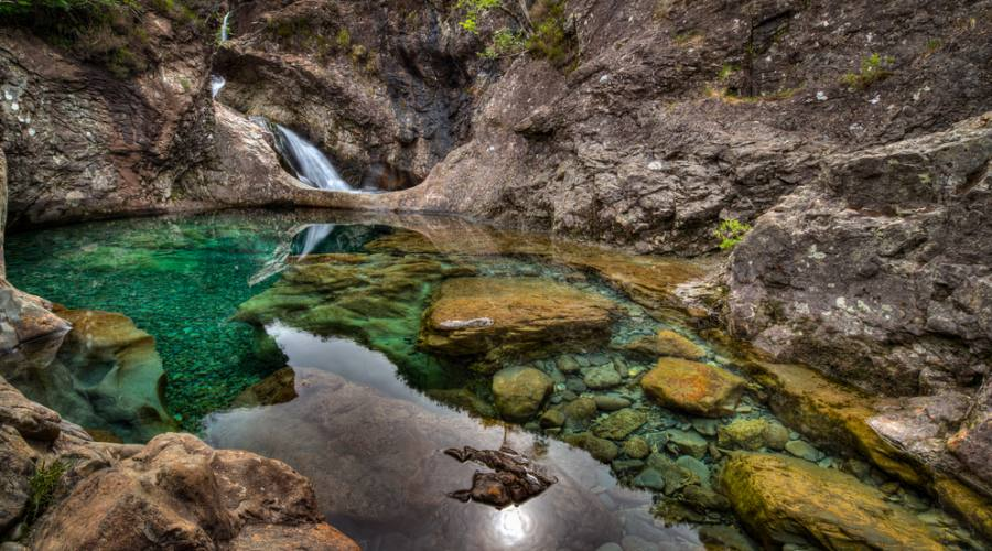 Fairy Pool - Isola di Skye