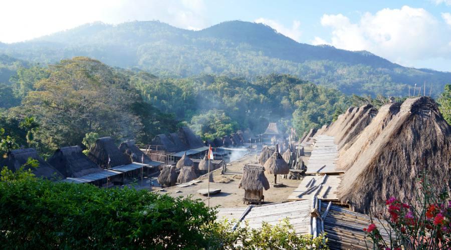 l'antico villaggio megalitico di Bena