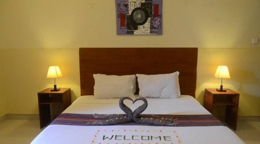 camera doppia (hotel wisma bunda maria)