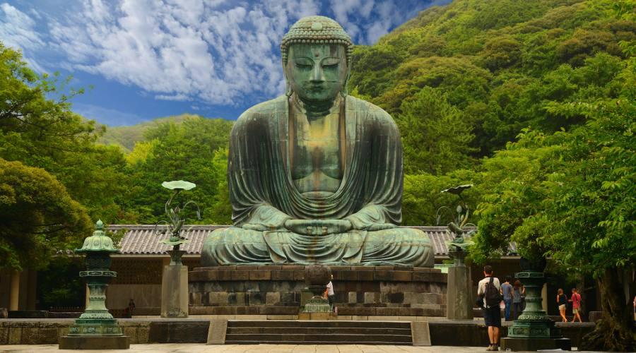 Kamakura Grande Buddha