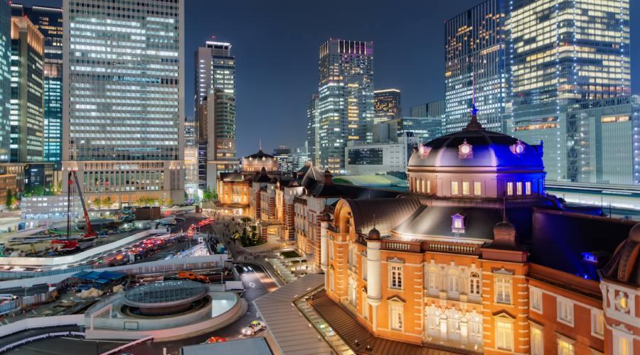 Tokyo Stazione Centrale
