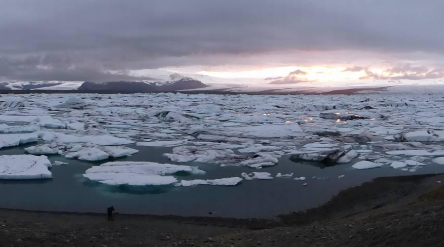 Laguna glaciale Jokulsarlon