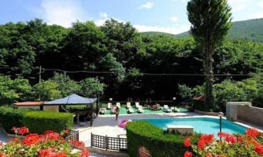 Relax e benessere nel cuore del Centro Italia