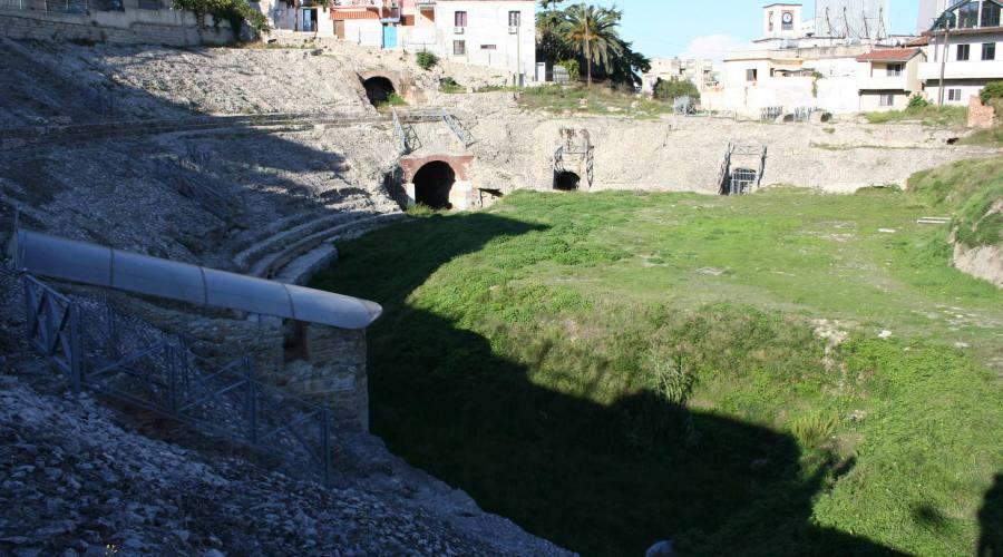 Anfiteatro romano Durazzo
