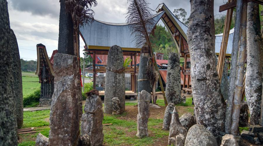 Sepoltura di Terra di Toraja