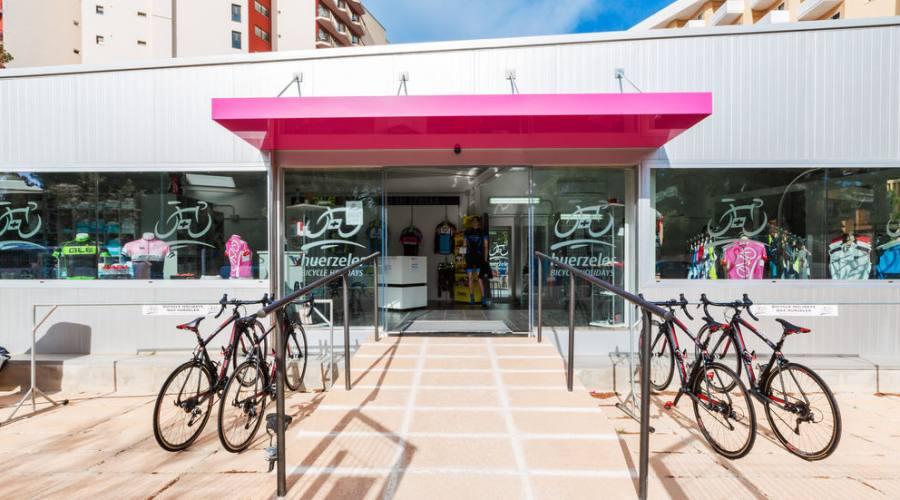 negozio bici