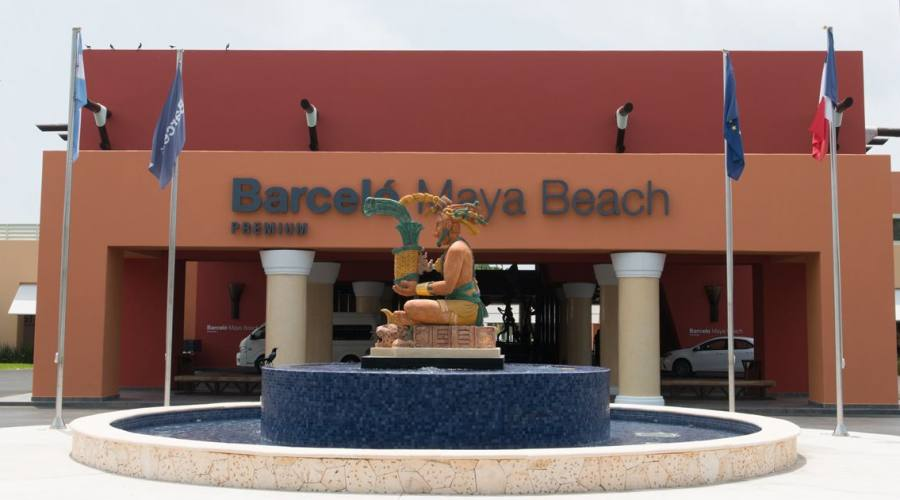 Barcelò Maya Beach: Esterno
