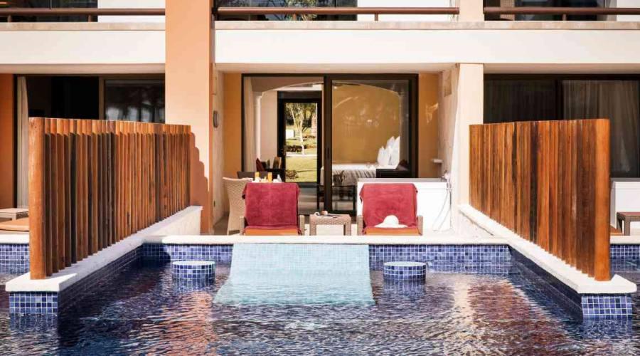 Barcelò Maya Beach: Terrazzo Suite