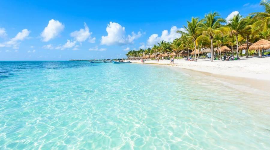 Barcelò Maya Beach: Spiaggia Riviera Maya