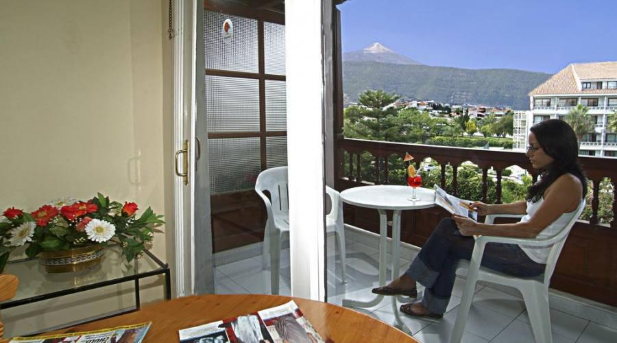 balcone delle camere