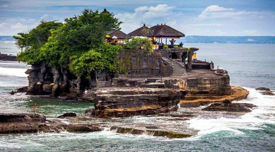 Struttura turistica in mare