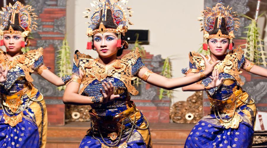 Balli tradizionali balinesi