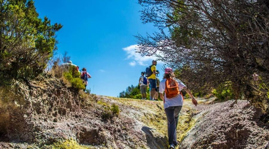 Trekking al Monte Epomeo