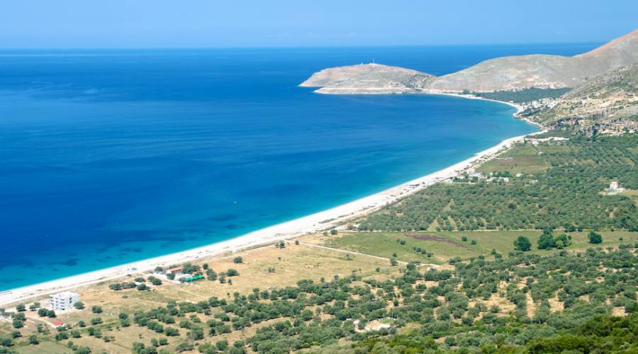 Riviera albanee