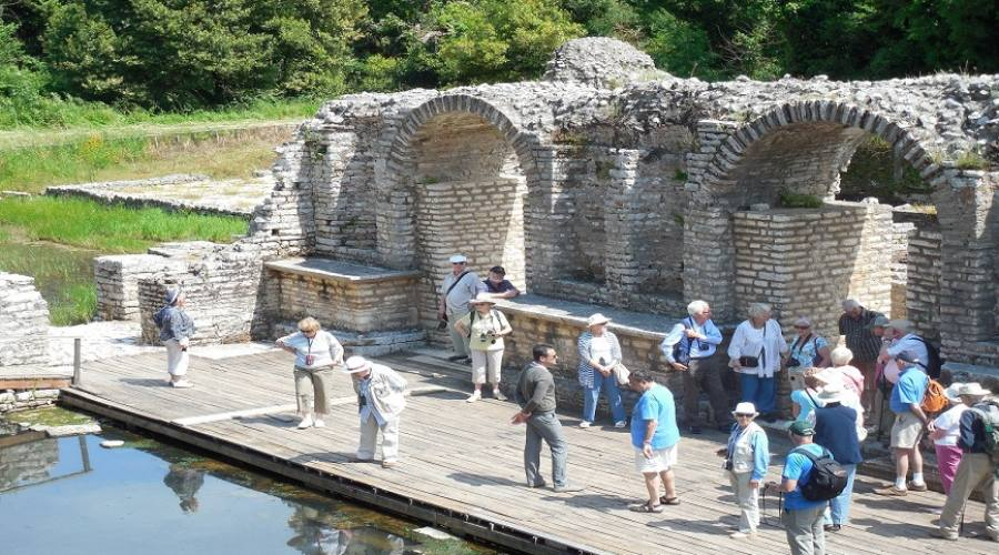 anfiteatro Butrinto