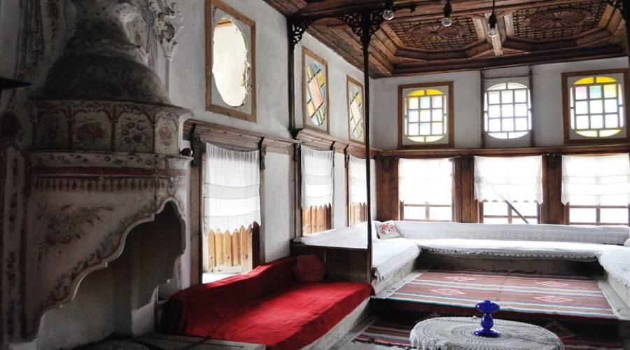 antica casa ottomana