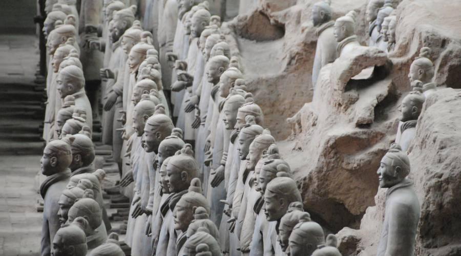 Xi'An Esercito di Terraciotta