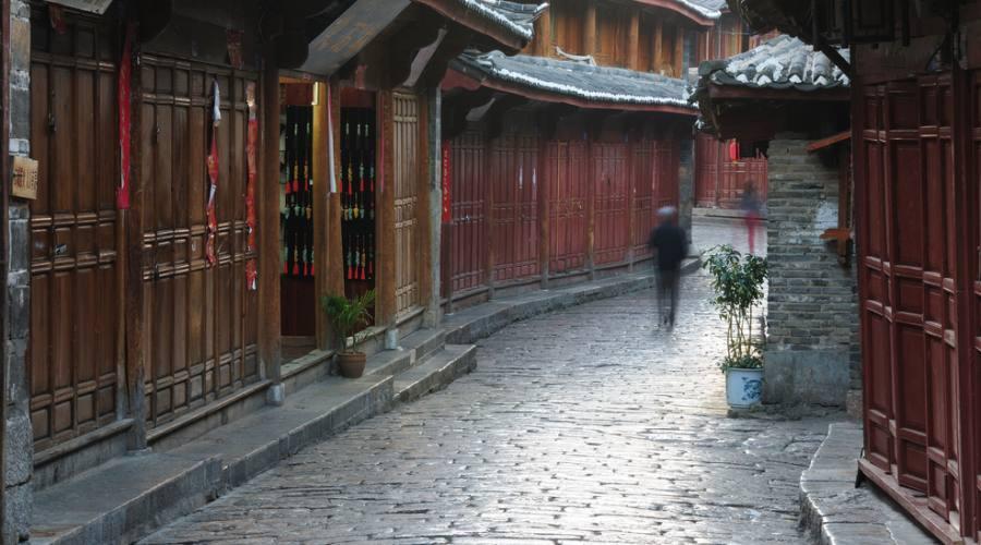 Lijiang - Città Vecchia