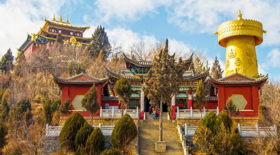 Zhongdian - Monastero Songzanlin