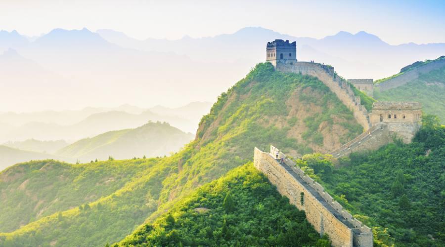 Pechino - Grande Muraglia Cinese