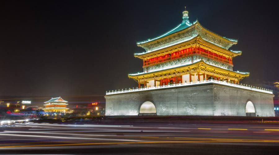 Xian - Torre del Tamburo